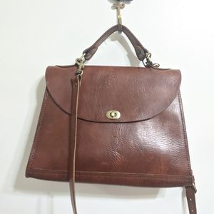 Handbags - Genuine Leather Bag. Great for all Genders!